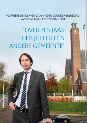 2019-december; INTO business; Interview met Herbert Raat over A9 en Stadshart en toekomst Amstelveen 2 van 5
