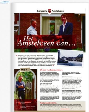 2020: nummer 3: Het Amstelveen van... Anko Stoffels en Herbert Raat