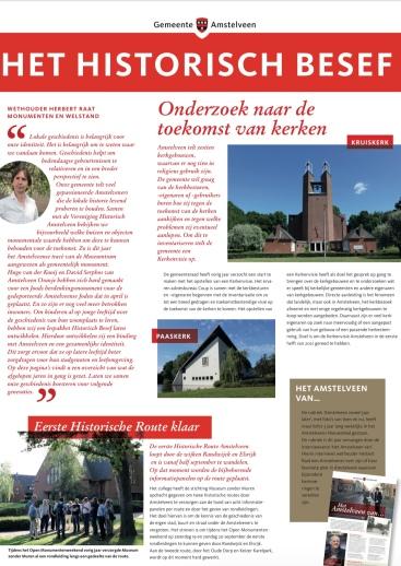 2020-Thema pagina Historisch besef Amstelveen; Herbert Raat 1 van 2