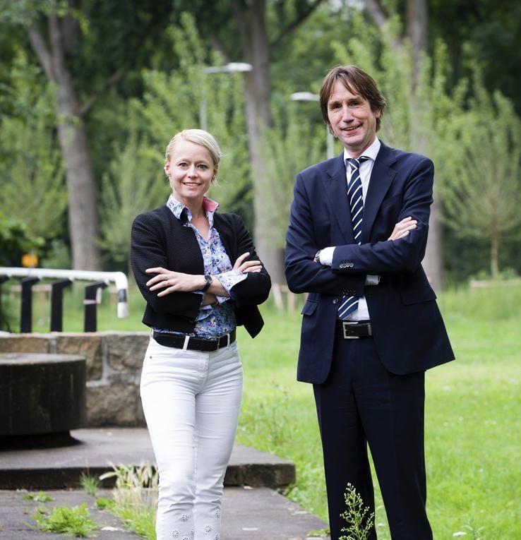 2020-Floor Gordon D66 en Herbert Raat VVD Amstelveen
