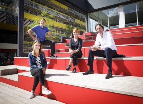 2020-Het Griffioen Uilenstede- Anne-Fleur Pel, Adriaan Bruin, Kirsten Lenferink en Herbert Raat