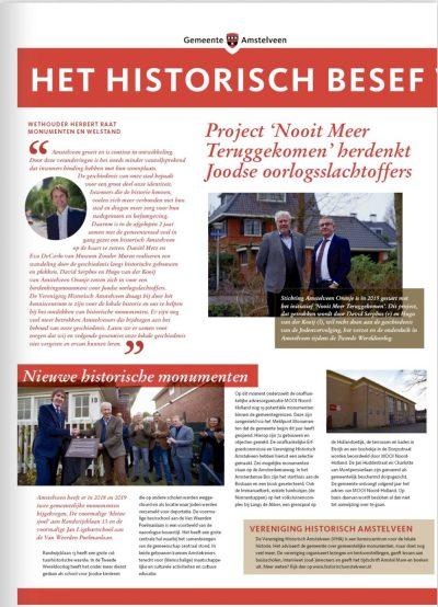2020-Themapagina historisch bezef met Herbert Raat, Hugo van der Kooij en David Serpbos