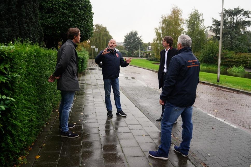2020-Harmen van der Steenhoven, Frank Schmitt en Herbert Raat interventieteam