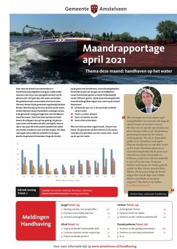 2021-april-Maandrapportage inbraken Amstelveens Nieusblad Herbert Raat